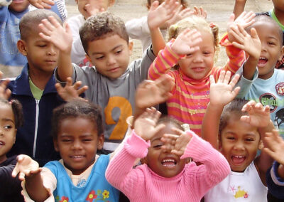 Brazilië, Kinderadoptie (Groepsadoptie) BEM