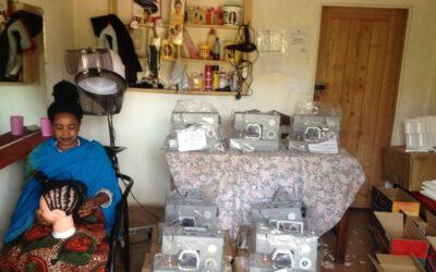 Vijf jaar betrokkenheid bij Nurture Rural Child Project, Oeganda
