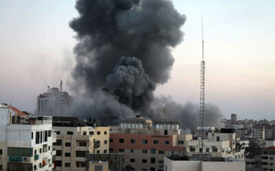 Actie voor de Palestijnse gebieden