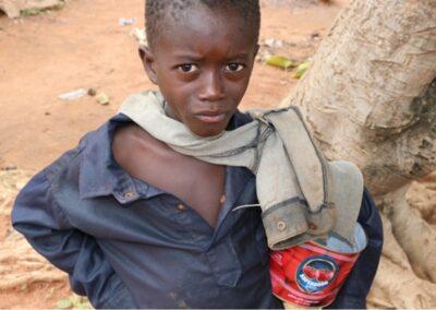 Burkina Faso, Samaria, hoop voor de verdrukten